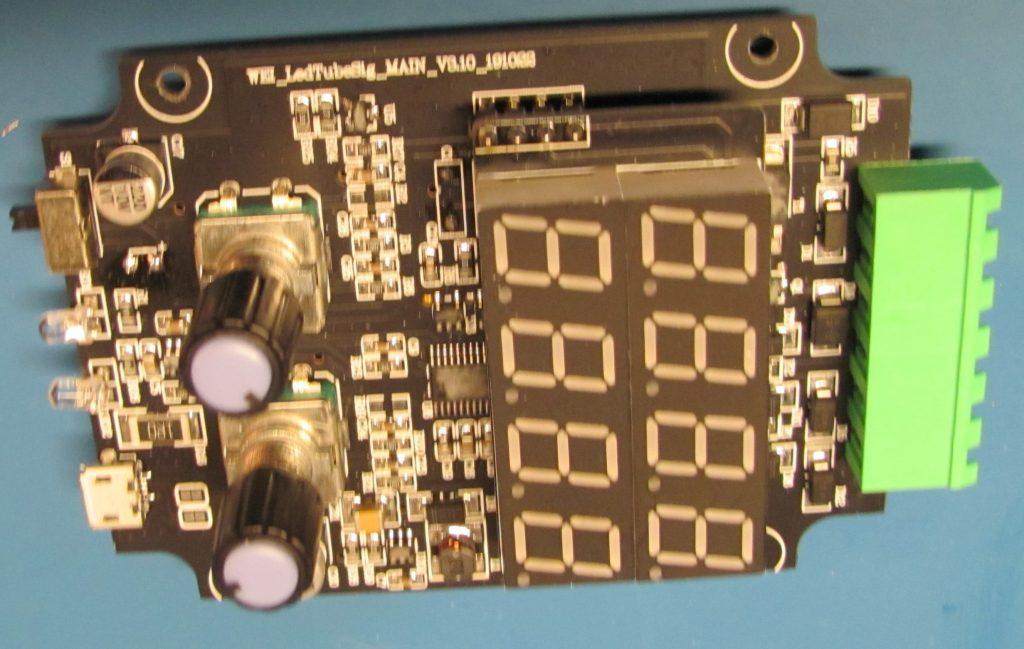 Ebay CVS III PCB Top